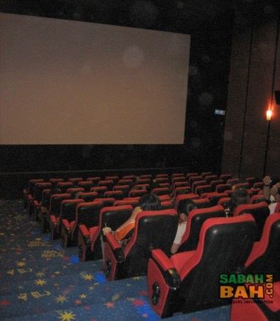 Golden Screen Cinemas' are usually very well maintained and frequently renovated