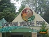 The Lok Kawi Wildlife Park zoo in Kota Kinabalu