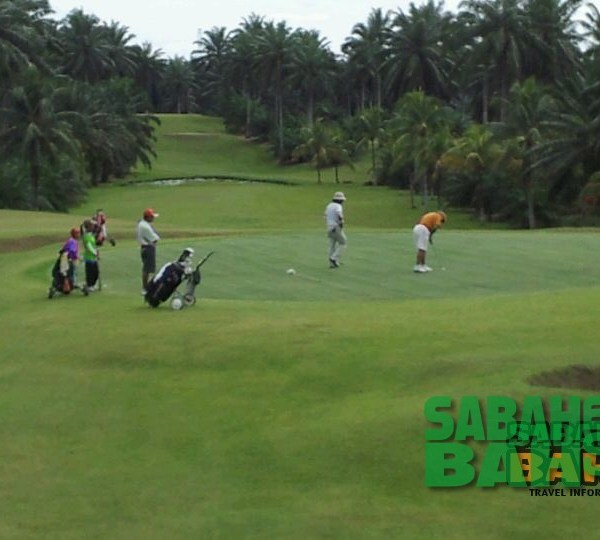 Lahad Datu Golf & Country Club course