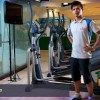 Aerobics area at 1Fitness gym in 1Borneo Leisure and Lifestyle Hypermall in Kota Kinabalu