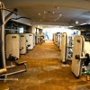 The weight-machines at the Core Fitness gym in City Mall, Kota Kinabalu