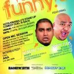 Finally, a Standup Comedy Scene in Kota Kinabalu