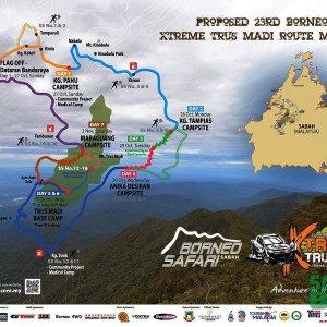 Borneo Safari International Off Road Challenge