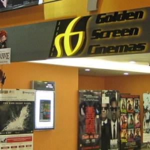 Golden Screen Cinemas Kota Kinabalu, Sabah