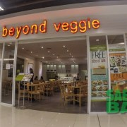 Vegetarian Food at Beyond Veggie in Imago The Mall in KK Times Square, Kota Kinabalu, Sabah