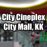 City Cineplex, City Mall, Kota Kinabalu, Sabah