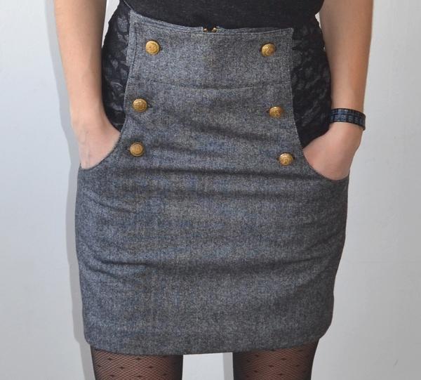 Jupe Kasia - Sabali couture 10