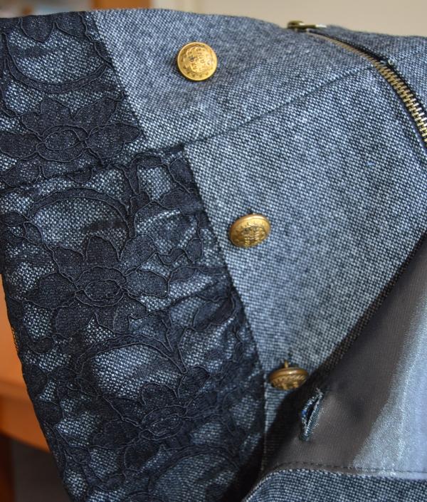 Jupe Kasia - Sabali couture 12