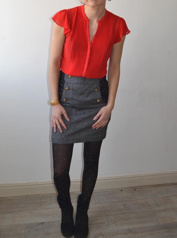 Jupe Kasia - Sabali couture 14