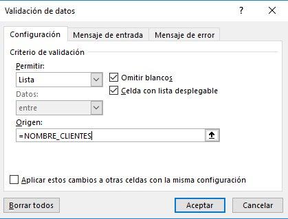 Excel - Crear factura automática en Excel - Saber Programas