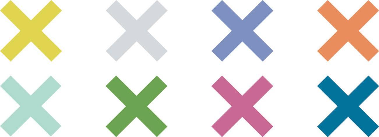 Color Code - Teilnehmergruppen