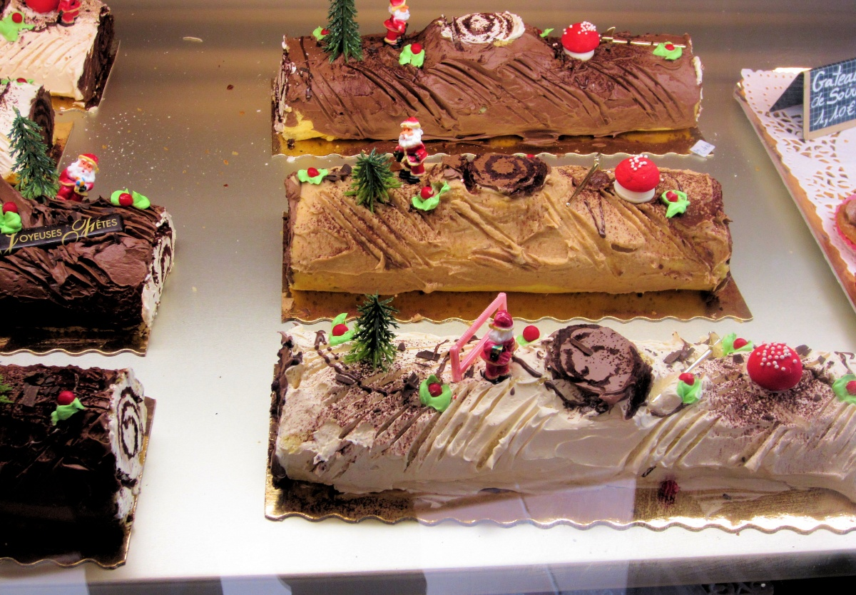 Decoration Buche De Noel Maison St Barbe 39s Feast To Three King 39s Day