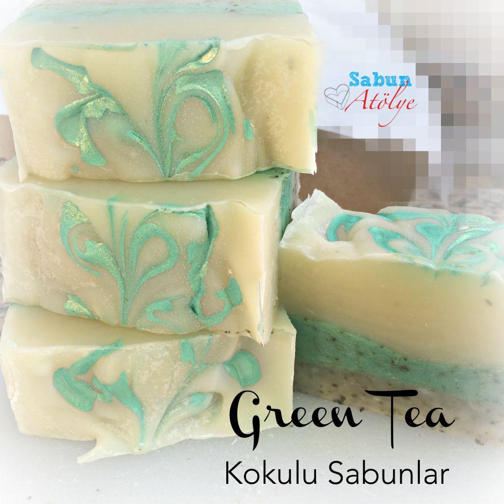 Kokulu Sabunlar: Green Tea