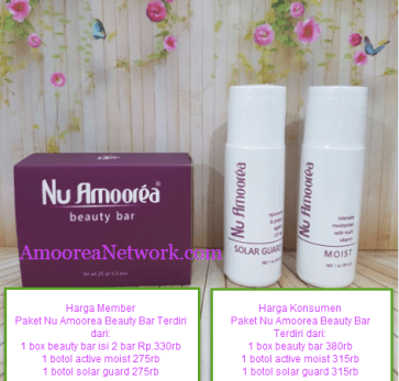 paket amoorea beauty