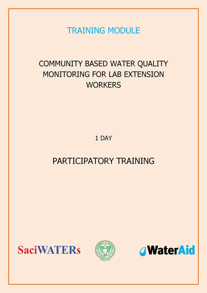 Training Module Water Quality