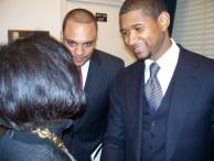 Congresswoman Matsui with Usher.jpg