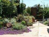Amber Stott's garden.