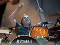 Drummer Troy Luccketta