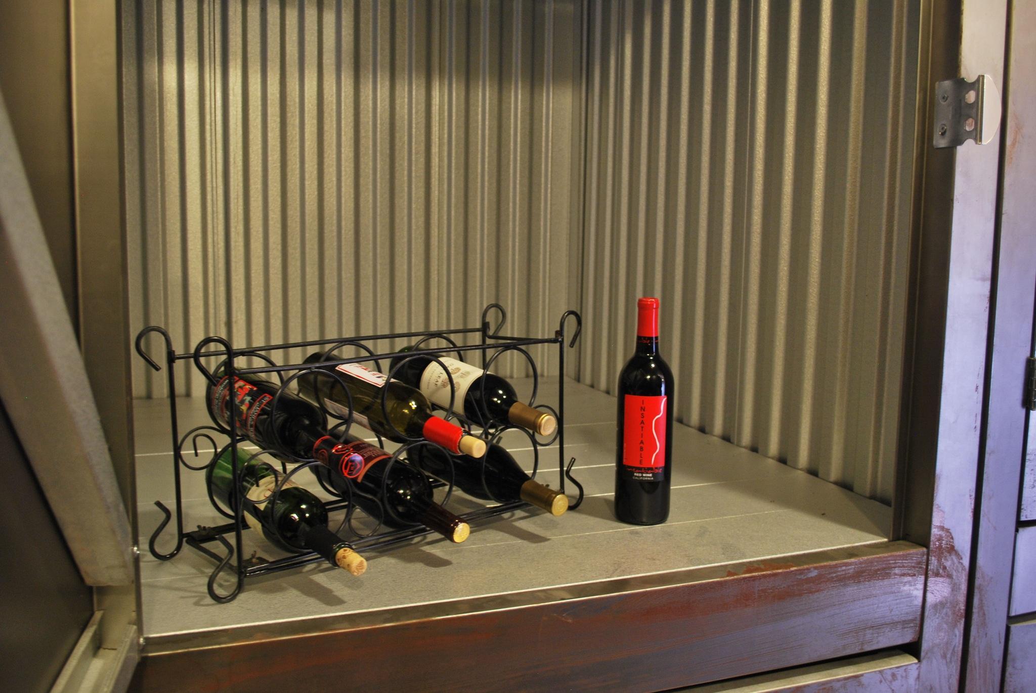 Caverna 57 To Offer Wine Lockers Ambiance Sacramento Press