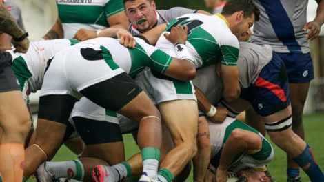 Pro Rugby Sacramento / Steve Martarano