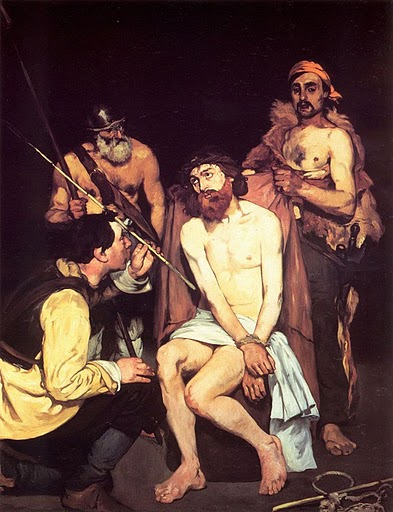 Bible readings and art works for Maundy Thursday, Service of the Shadows (Tenebrae Service for Easter Week)   Sacraparental.com