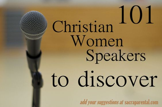 101-christian-women-speakers-to-discover-sacraparental