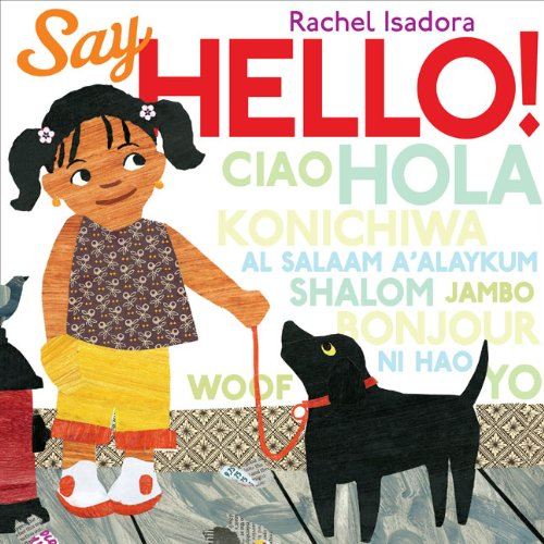 Say Hello Rachel Isadora