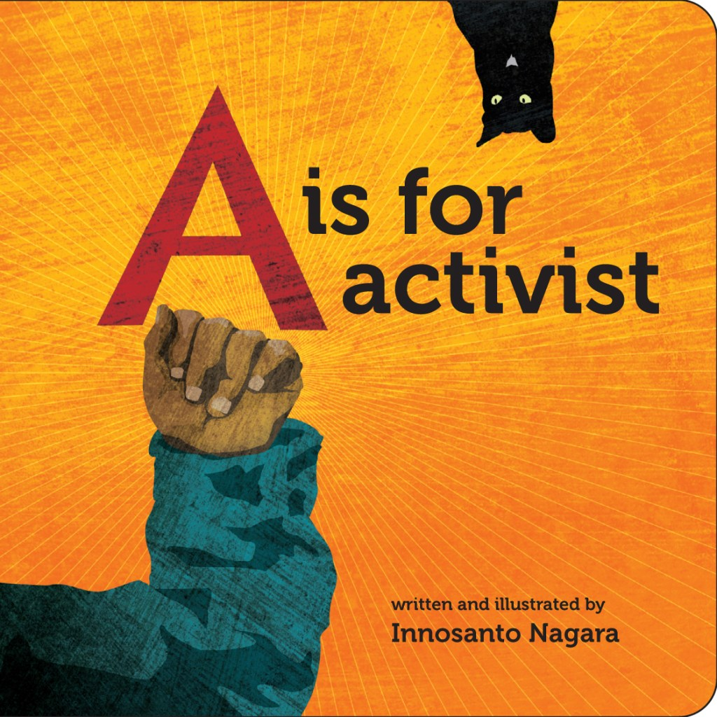 a is for activist large cover