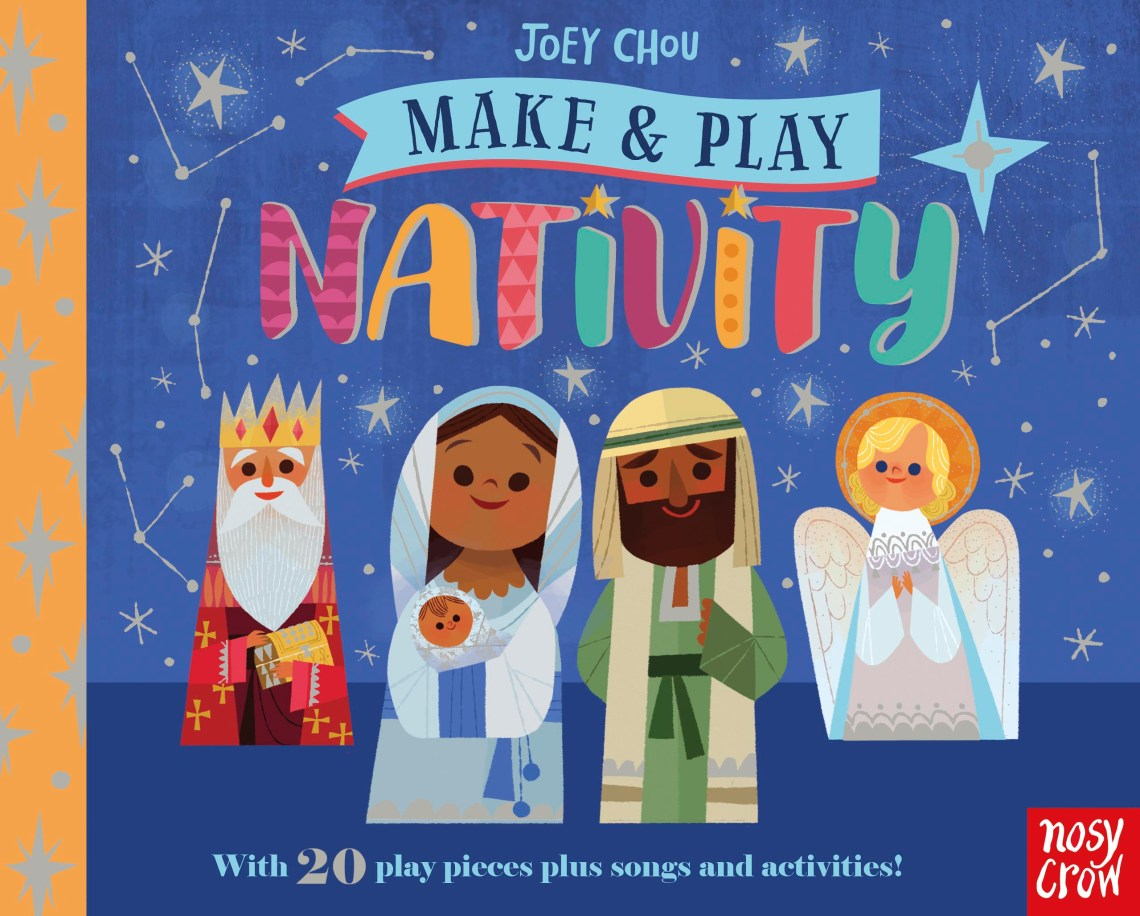 Make and Play Nativity, Joey Chou