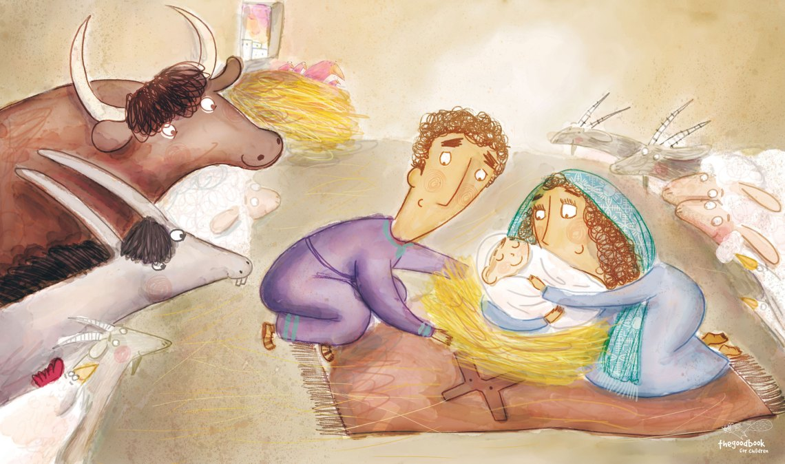 The Christmas Promise, by Alison Mitchell, illustrated by Catalina Echeverri