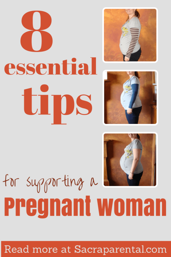 tips for supporting a pregnant woman, expectant dads, being a support person, Christian parenting, feminist parenting