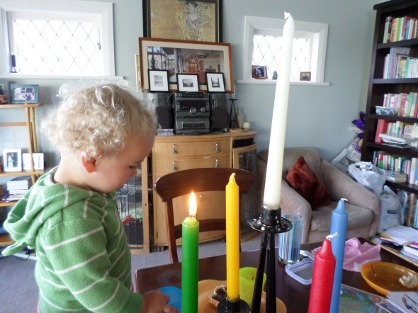 Advent candles, Advent at home, Advent with kids, Advent with toddlers, Christian parenting, feminist parenting