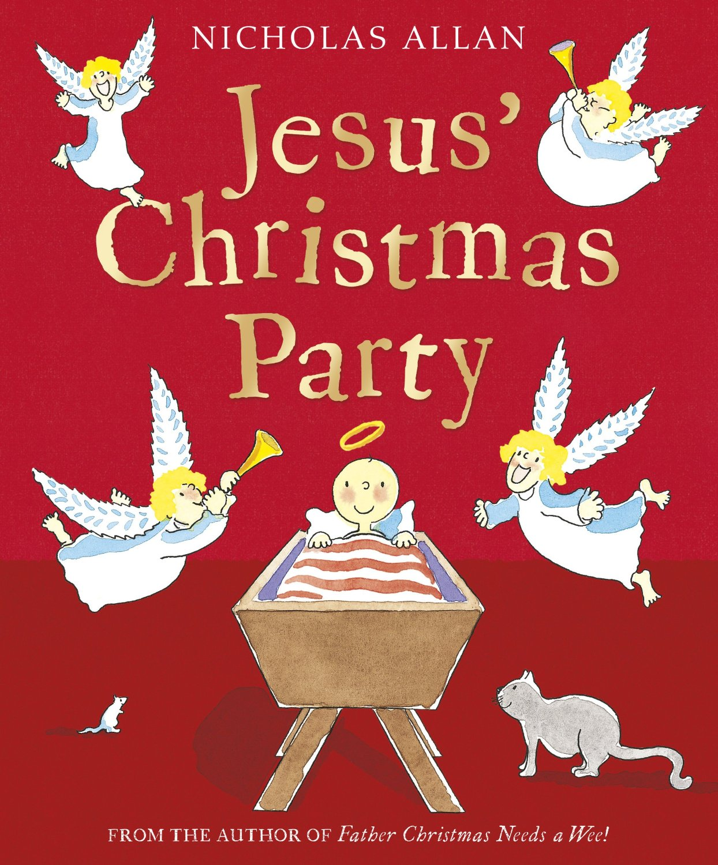 Top 10 Christmas Picture Books (that Feature Jesus) - Sacraparental