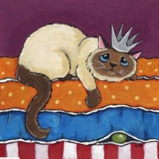 Le chat de Louis XV