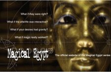 Magical Egypt – John Anthony West