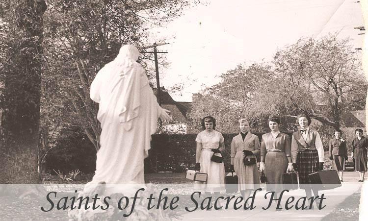 Devotion to the Sacred Heart - Sacred Heart Retreat House