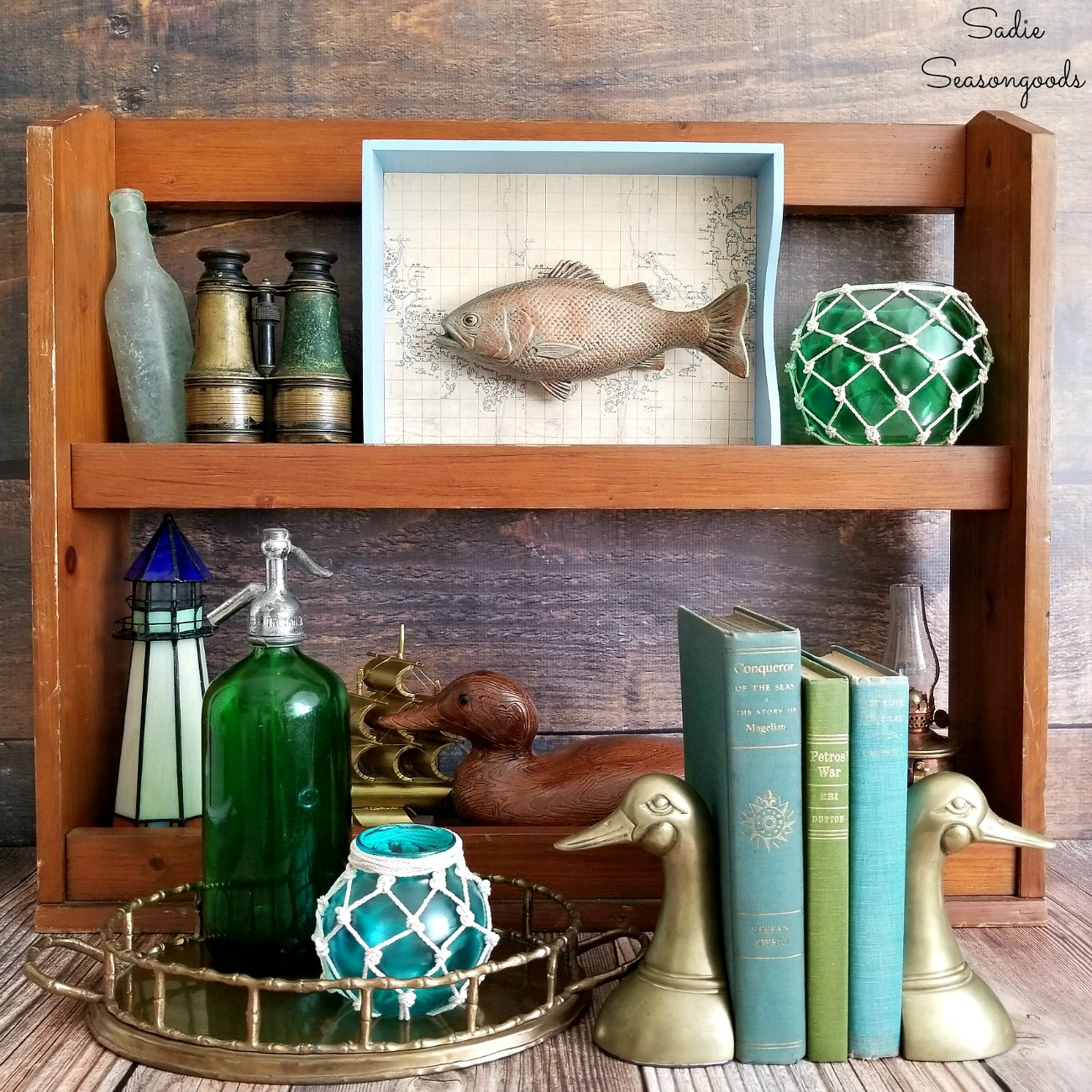 House Decors Ideas Lake House Decor And Lake House Decorating Ideas From The Thrift Store