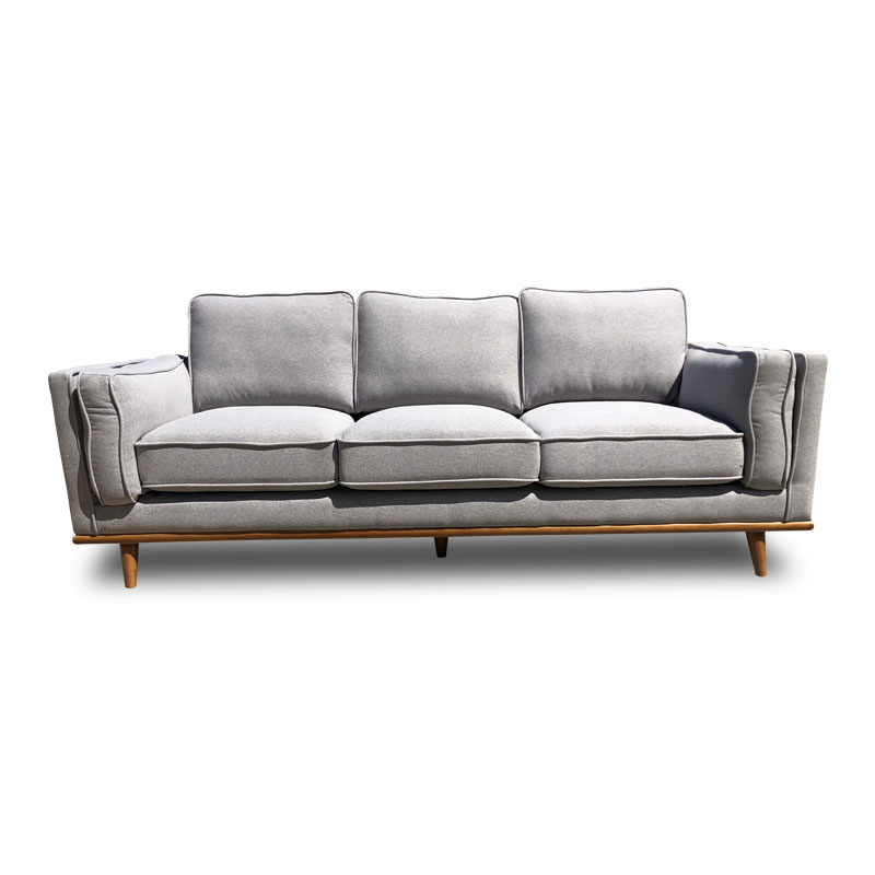Dahlia 3 Seat Leather Sofa Cheap Furniture Stores Perth And Homewares Stores | Sadler