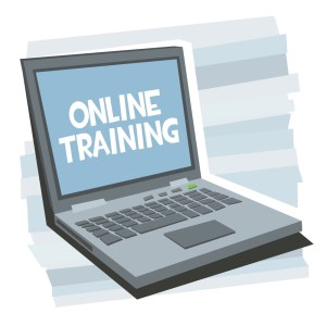 online training in your own time
