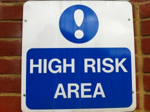 High Risk Area