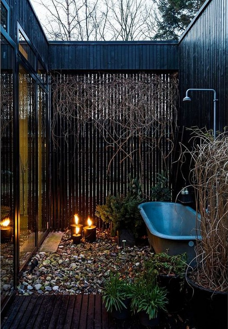 25 Amazing Sensational Outdoor Bathroom Design The Dream Of Every House