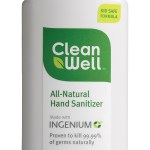 CleanWell Hand Sanitizer (Giveaway)