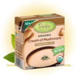 Holiday Help: Pacific Natural Foods Cream of Mushroom Soup