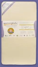 Naturepedic Organic Cotton Mattress
