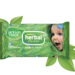 Jackson Reece Herbal & Biodegradable Baby Wipes