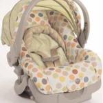 Infant Carrier Cart Seats Recalled due to Fall Hazard