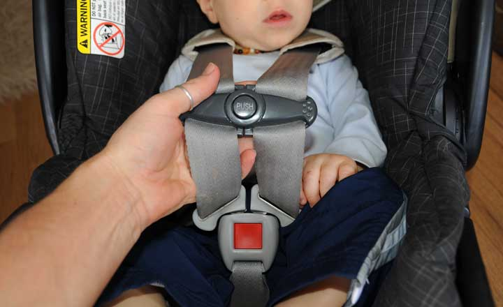 Using The Car Seat Harness Correctly Safe Ride 4 Kids