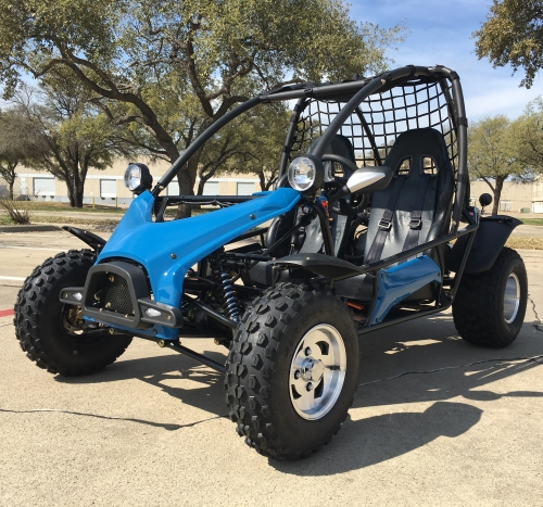 Big Boy 200cc Deluxe Go Kart Dune Buggy Fully Automatic with