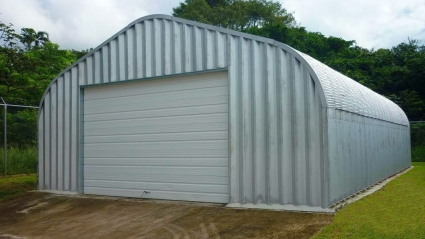3039 X 5039 X 1639 Residential Rv Covered Carport