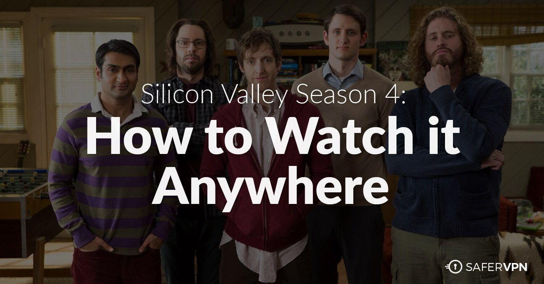 Fullsize Of Silicon Valley Season 4 Watch Online